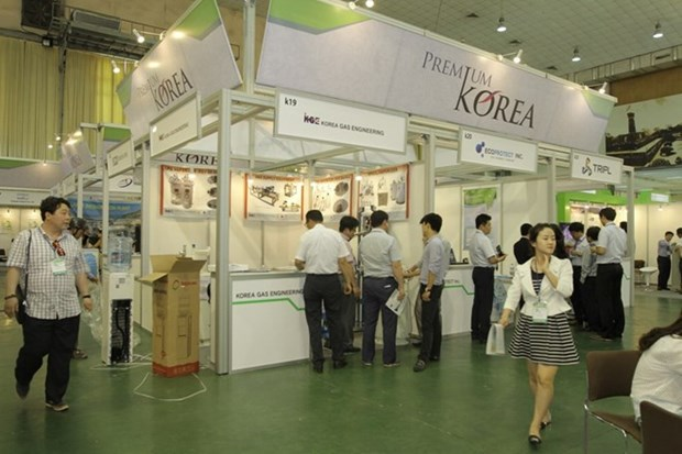 Vietnam, RoK enjoy thriving trade hinh anh 1