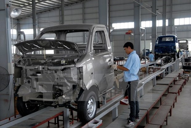 Manufacturing, processing industry lures FDI hinh anh 1