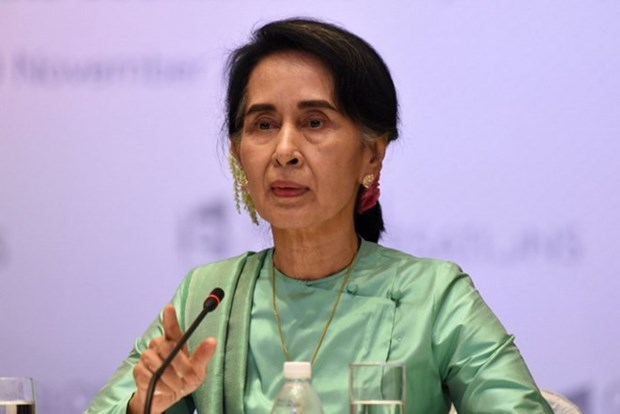 Myanmar promotes national reconciliation process hinh anh 1