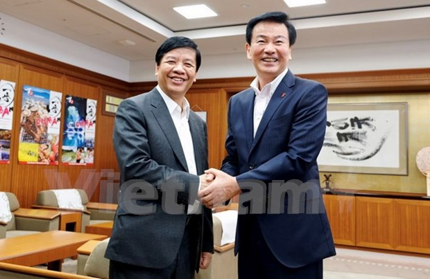 Japan's Chiba eyes enhanced links with Vietnamese localities hinh anh 1