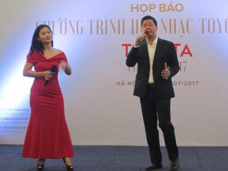 Toyota Concert 2017 to come to HCM City, Hanoi, Vinh Phuc hinh anh 1
