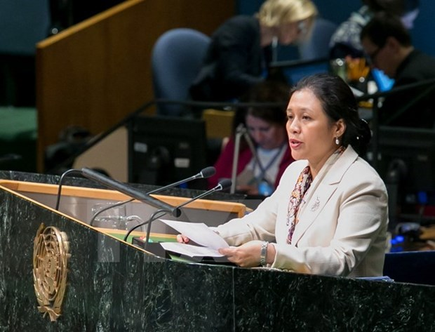 Vietnam backs two-state solution for Israel-Palestine conflict hinh anh 1