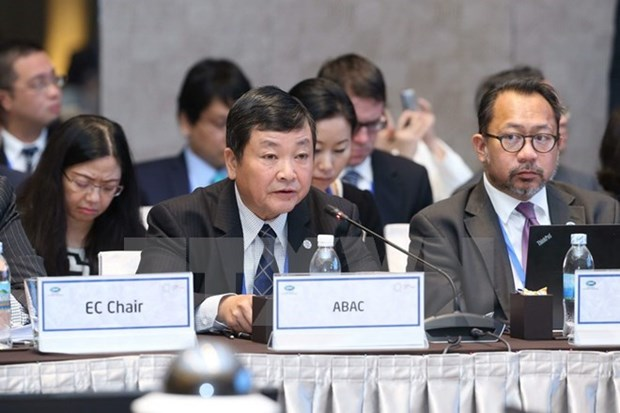 ABAC meeting looks into finance, business development issues hinh anh 1