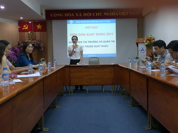 HCM City to host export markets forum hinh anh 1