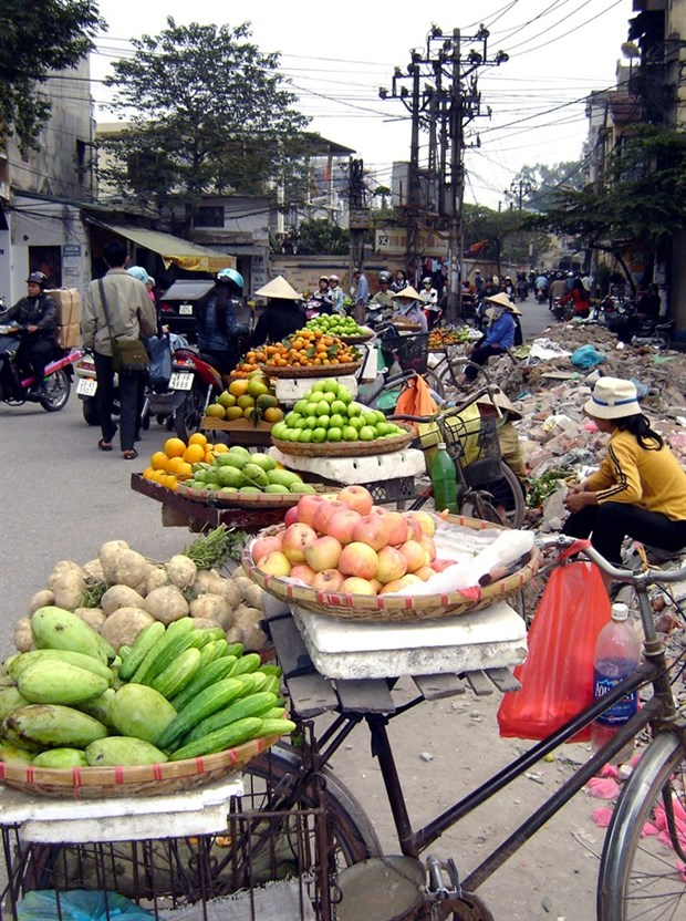 Street vendor spaces on paper, not concrete hinh anh 1