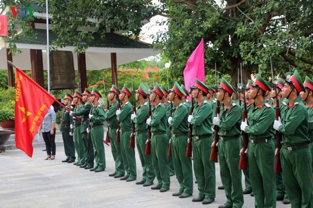 Localities mark War Invalids and Martyrs Day hinh anh 1