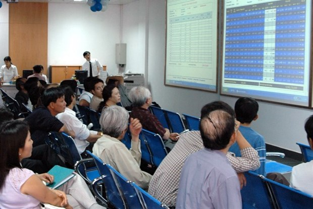 Vietnam shares rise for a second day hinh anh 1