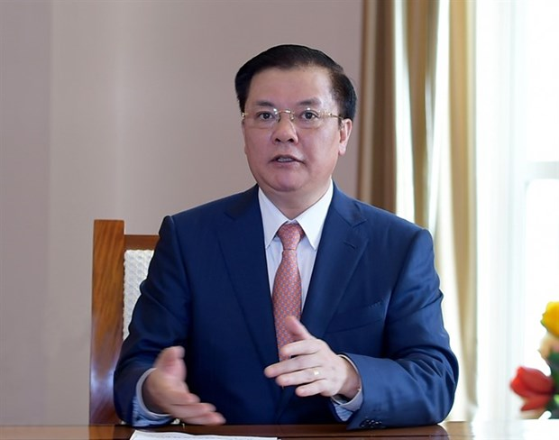 Balanced budget the long-term goal: Minister hinh anh 1