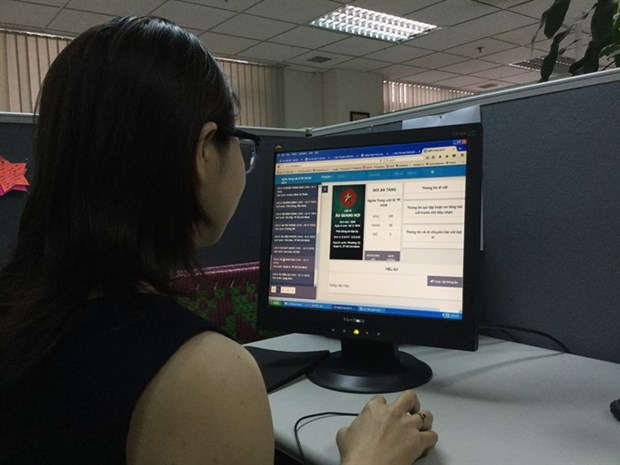 Students design war hero burial database hinh anh 1