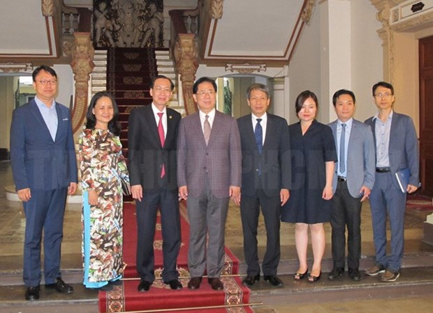 HCM City invited to Association of NE Asia Regional Governments hinh anh 1