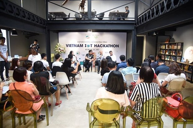 IoT hackathon to award 600 million VND in prizes hinh anh 1