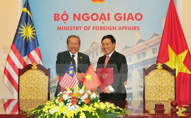 Vietnam, Malaysia hold 5th meeting of joint cooperation committee hinh anh 1
