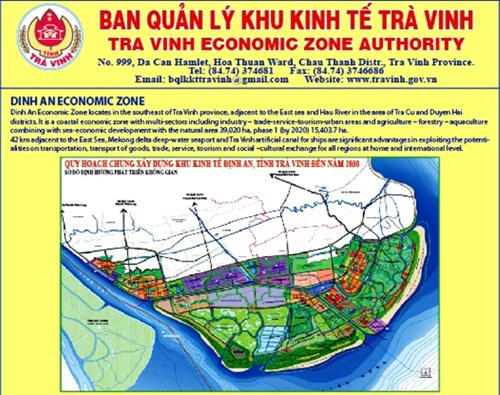 Tra Vinh strives to attract more investment projects hinh anh 1