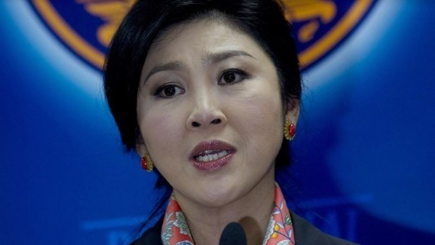 Former Thai PM faces new legal troubles hinh anh 1