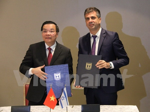 Vietnam, Israel look forward to multifaceted cooperation hinh anh 1