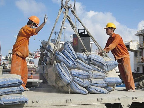 Ministry proposes tax cuts to boost cement export hinh anh 1
