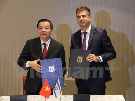 Vietnam, Israel seek measures to boost cooperation hinh anh 1