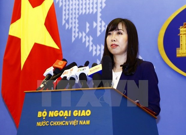 VN's oil, gas activities in waters completely under its sovereignty: spokesperson hinh anh 1