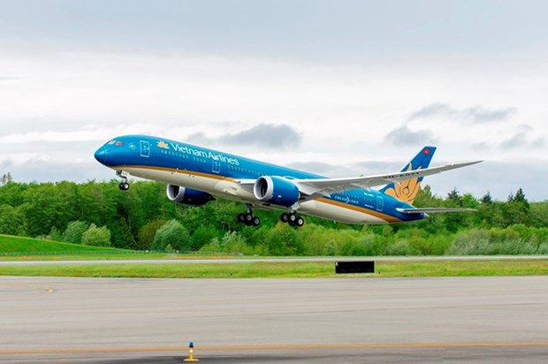 Vietnam Airlines changes flights to Taiwan due to storm Nesat hinh anh 1