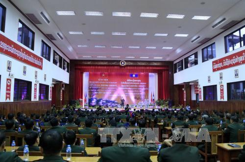 Ho Chi Minh City's Days in Vientiane kick off hinh anh 1