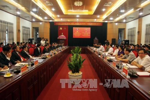 Son La, Lao provinces seek to enhance education cooperation hinh anh 1
