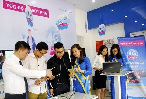 4G forecast to boom in Vietnam this year hinh anh 1