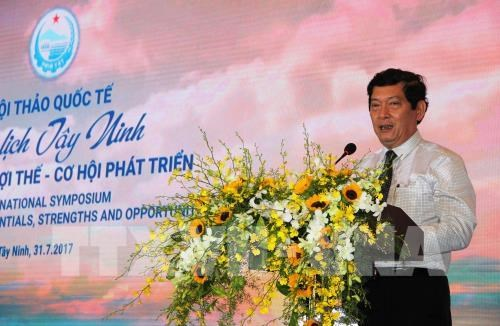 Tay Ninh looks to develop sustainable tourism industry hinh anh 1