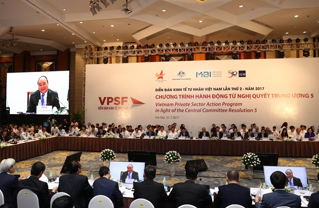 Private sector vital to fuel economy: PM hinh anh 1