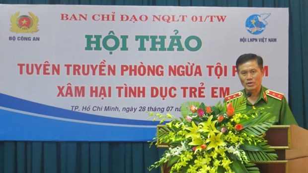 Child sexual abuse on the rise in Vietnam hinh anh 1