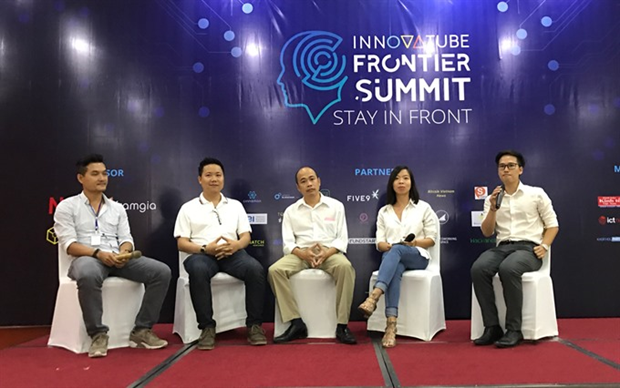 Smart technology in the spotlight in Hanoi hinh anh 1
