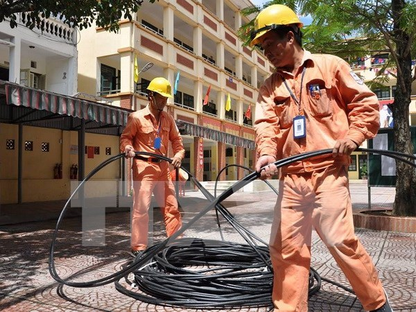 Efforts made to supply power to southern island communes hinh anh 1