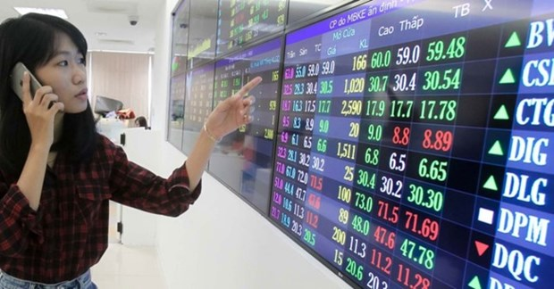 Banks lead market upturn hinh anh 1