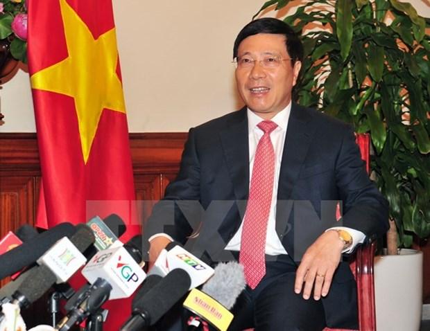 ASEAN – a rare sub-region organisation of solidarity: Deputy PM hinh anh 1