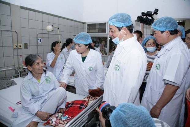 PM approves national health target programme hinh anh 1