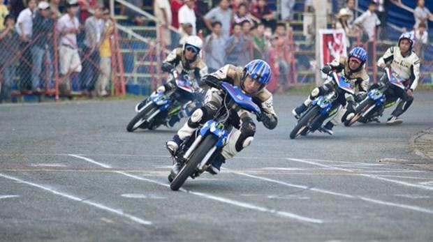 Top motorbike riders to race in Da Nang hinh anh 1