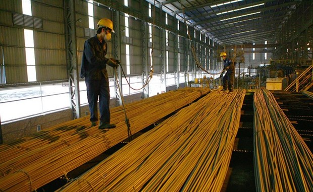 Steel production steadies, room for growth hinh anh 1