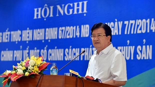 Deputy PM orders repair of substandard fishing vessels hinh anh 1