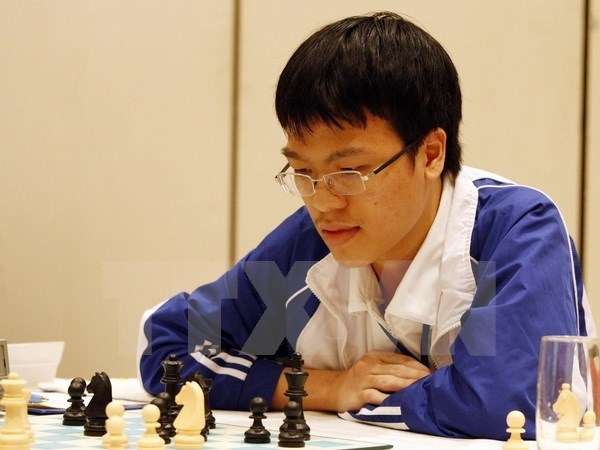 Top chess player Liem rises to best-ever world ranking hinh anh 1