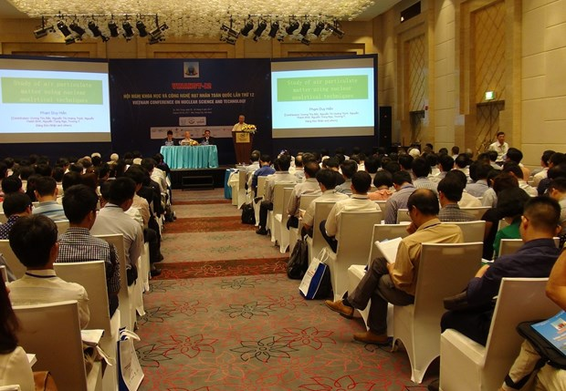 Conference on nuclear science, technology opens in Khanh Hoa hinh anh 1