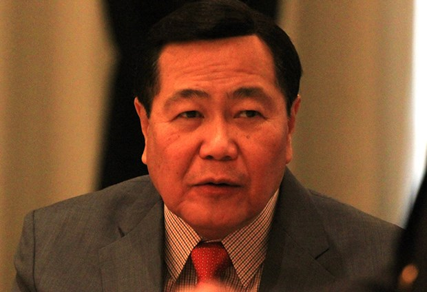 Philippine judge opposes joint venture with China in West Sea hinh anh 1
