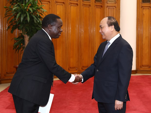 PM hopes for stronger Vietnam-Tanzania trade, investment ties hinh anh 1