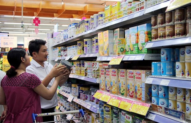 Dairy firms to set own retail prices hinh anh 1