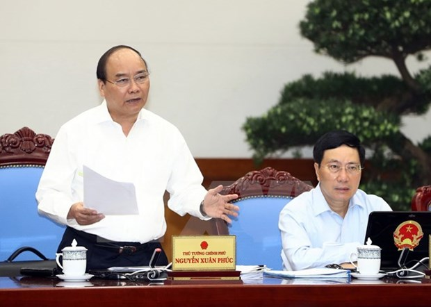 PM asks each sector to ensure its growth target achievement hinh anh 1