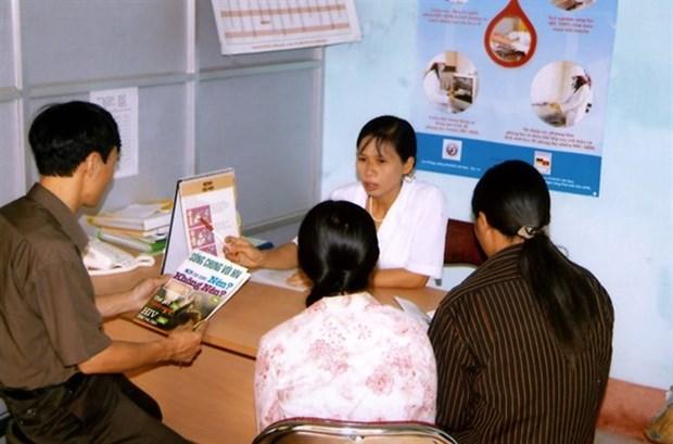 Vietnam strengthens HIV-drug addiction integrated treatment hinh anh 1