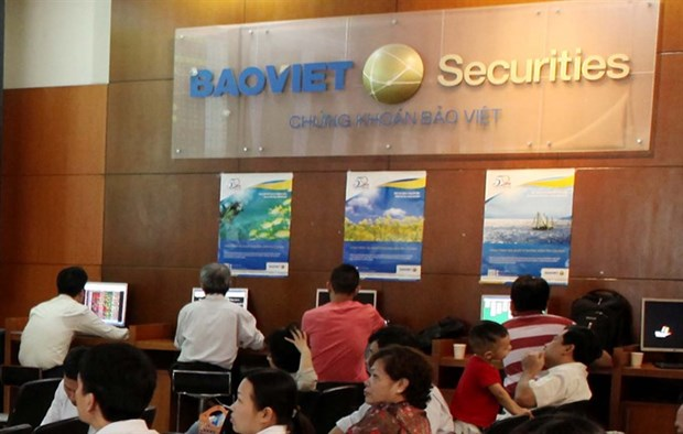 Sacombank arrests drag stock market hinh anh 1