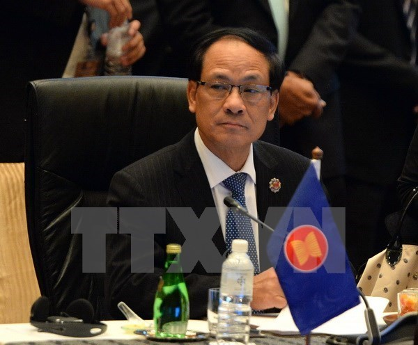 ASEAN leader highlights milestones in bloc's 50-year history hinh anh 1