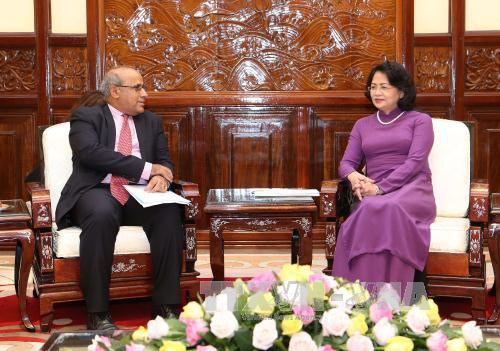 Vice President: Vietnam pledges to ensure rights of children hinh anh 1