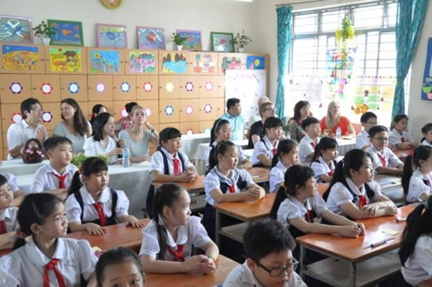 Forum hears children's voices in HCM City hinh anh 1