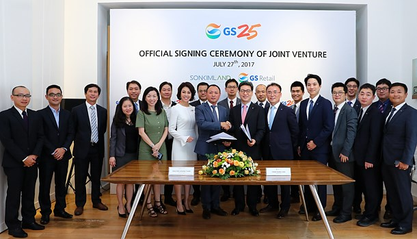 RoK's GS25 to open convenience stores in Vietnam hinh anh 1