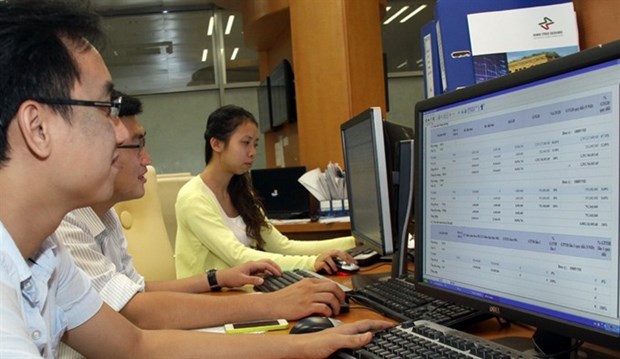 Market growth slows on rising caution hinh anh 1